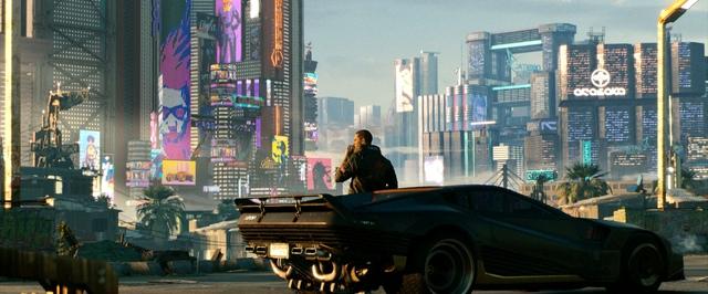 Cyberpunk 2077 задержится до 19 ноября [Обновлено: апдейт для PS5 и XSX выйдет в 2021 году] [Игры]