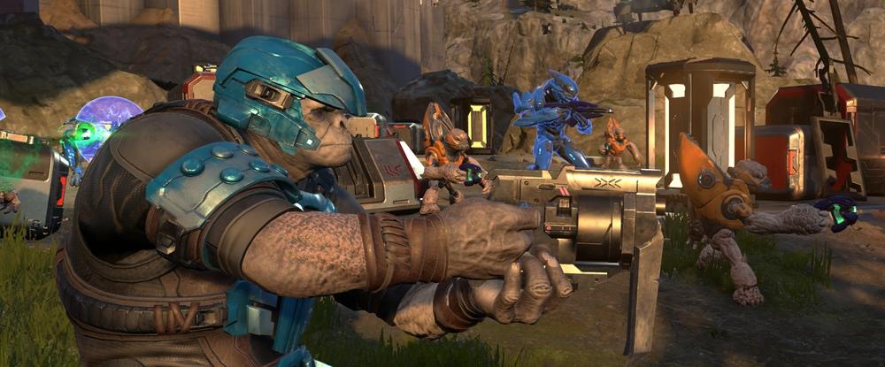 Геймплей Halo Infinite выглядит не очень хорошо. Microsoft говорит ...