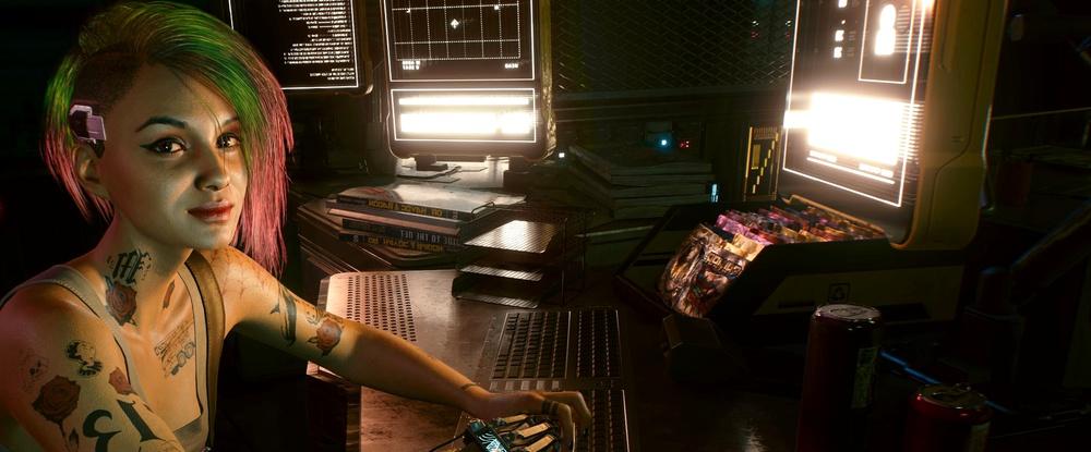 Как лица всех героев Cyberpunk 2077 анимировали с помощью ИИ