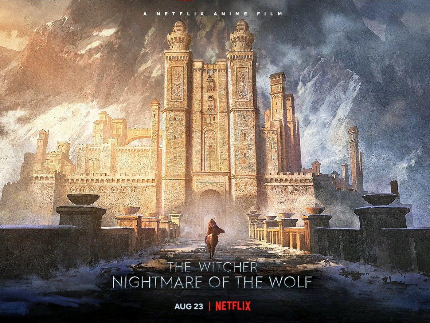 WitcherCon 2021: даты релиза и трейлеры второго сезона Ведьмака и анимационного проекта